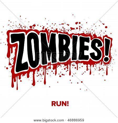 Zombie Text