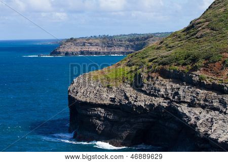 Kilauea Point Cliffs