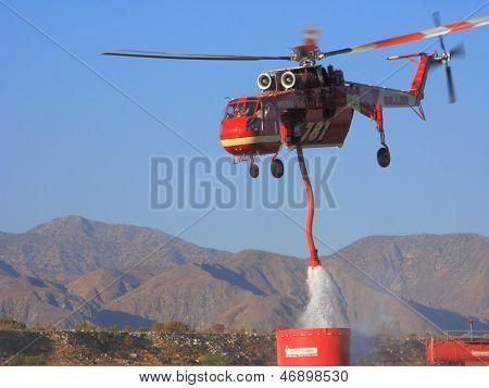 Retardant Refill, Sikorsky S-640