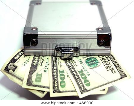 Money Box Us Dollars