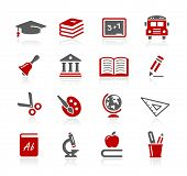 Education Icons // Redico Series