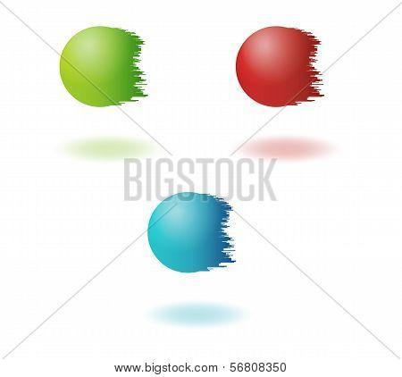 Jagged Balls