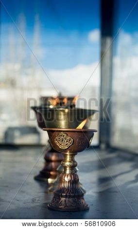 Spiritual Lamps