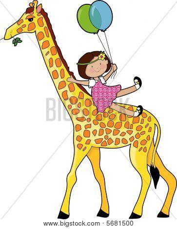 Natalies Giraffe