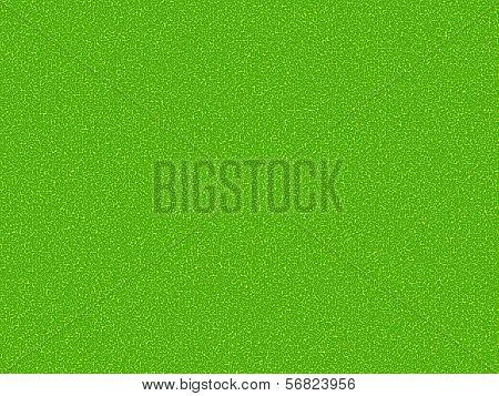 Green cells texture macro