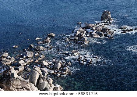 Rocks Cape