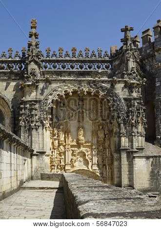 Convent Of The Order Of Christ, Tomar