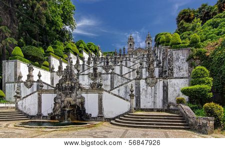 Church in Braga, Portugal