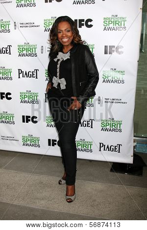 LOS ANGELES - JAN 11:  Sheryl Lee Ralph at the 2014 Film Independent Spirit Awards Nominee Brunch at Boa on January 11, 2014 in West Hollywood, CA