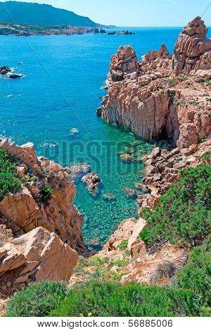 Costa Paradiso Coast