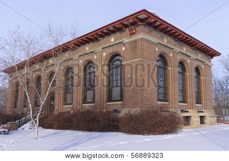 Public Library In West Side Saint Paul