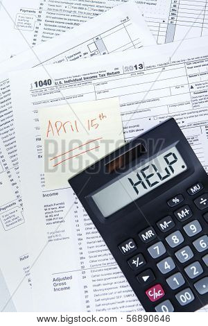 Concept Of Help Assiatant Tax