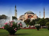 stock photo of harem  - Turkish mosque - JPG