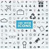 picture of glyphs  - 100 grey web - JPG