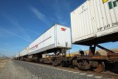 Intermodal Piggyback Trailers