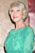 vLOS ANGELES - JAN 12:  Helen Mirren at the HBO 2014 Golden Globe Party  at Beverly Hilton Hotel on