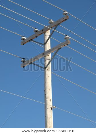 Electric pole