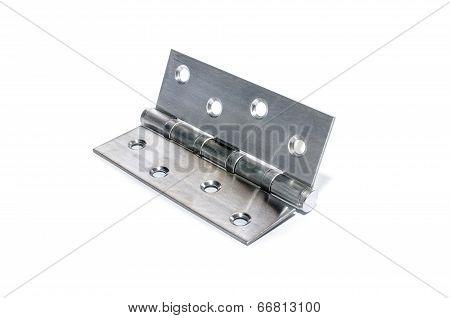 Silver Metal Hinge