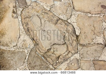 background of stone