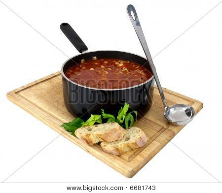 Homemaid soup pot