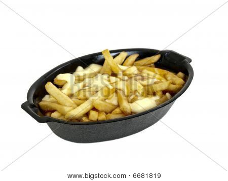 Super Fathy Fries With Cheese
