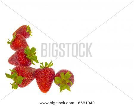 Strawberry cornerpage