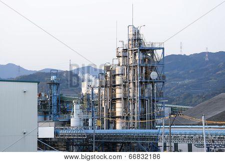 Oil Mill Industry In Japan