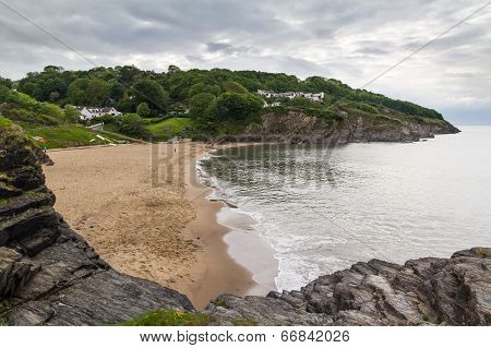 Aberporth Ceredigion Wales Uk