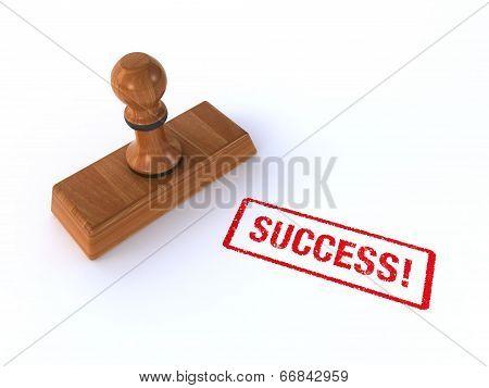 stamp success