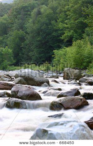 Red Creek Rapids