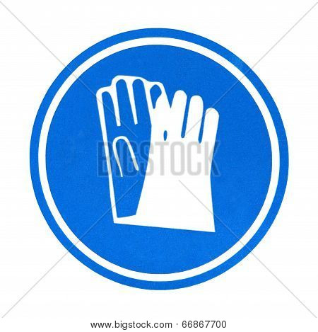 use protective gloves