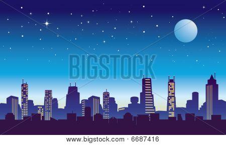 Cityscape - Night