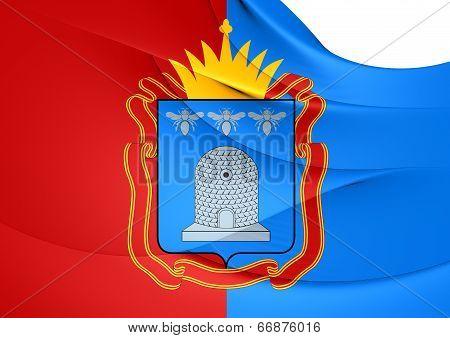 Flag Of Tambov Oblast