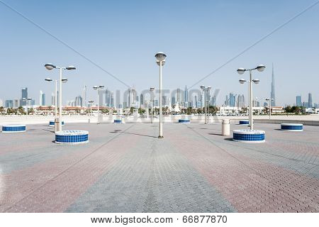 The Dubai Waterfront