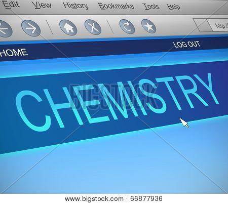 Chemistry Concept.