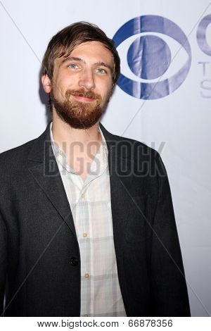 LOS ANGELES - MAY 19:  Eoghan O'Donnell at the CBS Summer Soiree at the London Hotel on May 19, 2014 in West Hollywood, CA