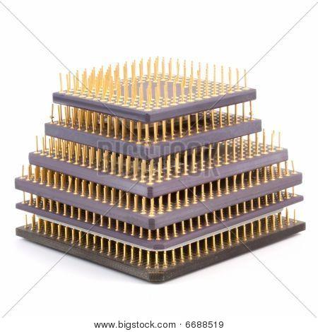Unidades do processador central