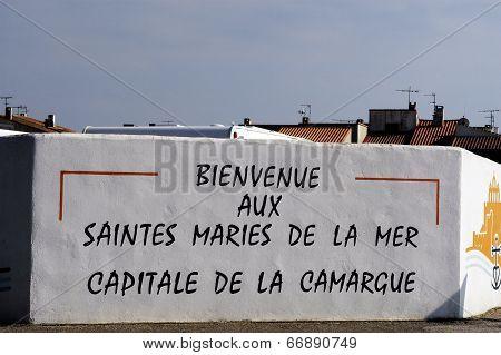Welcome To Saintes-maries-de-la-mer