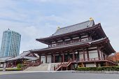 foto of shogun  - TOKYO JAPAN  - JPG