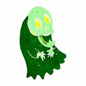pic of ghoul  - cartoon spooky ghoul - JPG