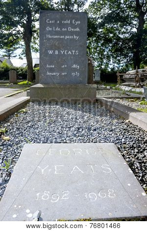 Yeats S Headstone