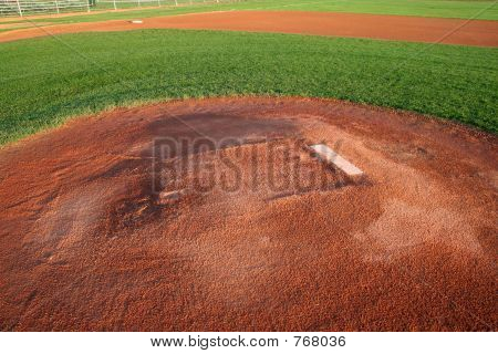Pitchers Mound