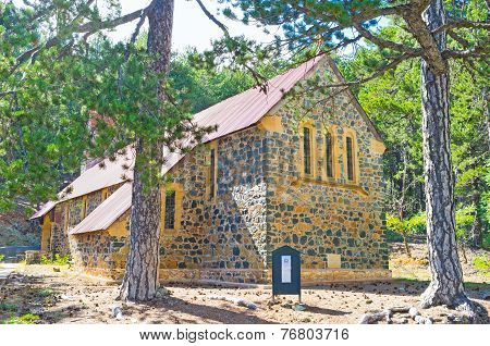 The Church In The Forest