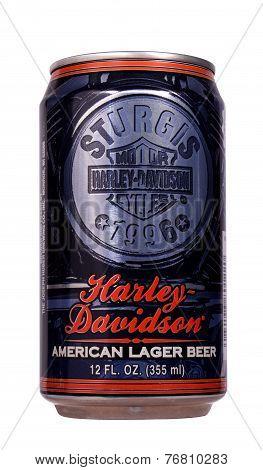 Harley Davidson Beer