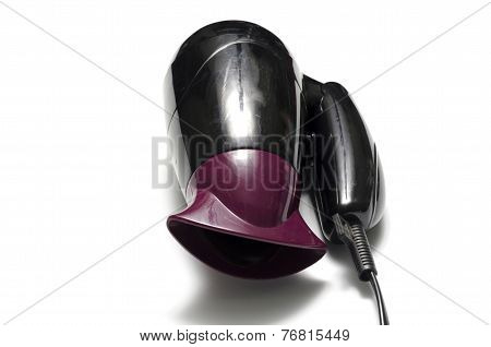 Old Used Electric Hair Dryer