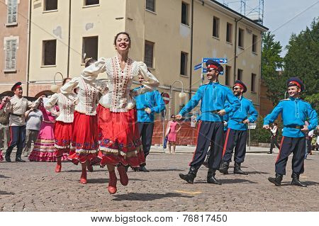 Russian Traditional Dance