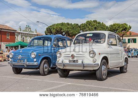 Vintage Fiat 600