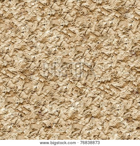 Seamless mud lining background.