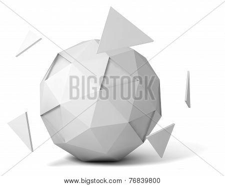 Gray Polyhedron