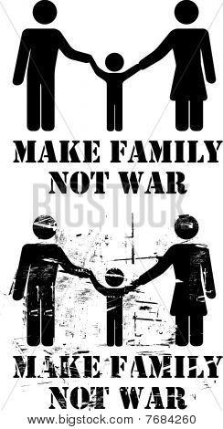 Make Family Not War